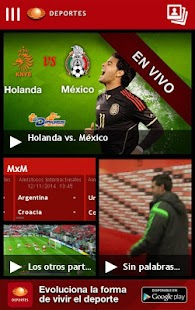 Televisa Deportes - screenshot thumbnail
