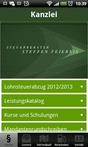 Steuerberater Steffen Feiereis