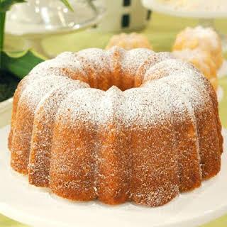 Whipped Cream Cake.