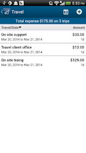 Travel Expense (Paid) 玩商業App免費 玩APPs