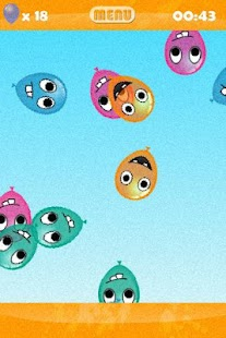 Happy Balloons - Kids- screenshot thumbnail