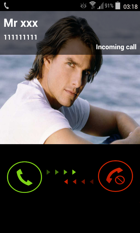 Fake Call [Call Me Now]- screenshot