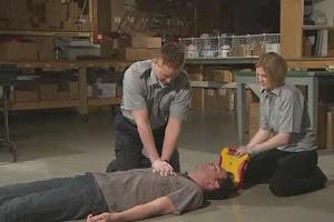Screenshot of CPR
