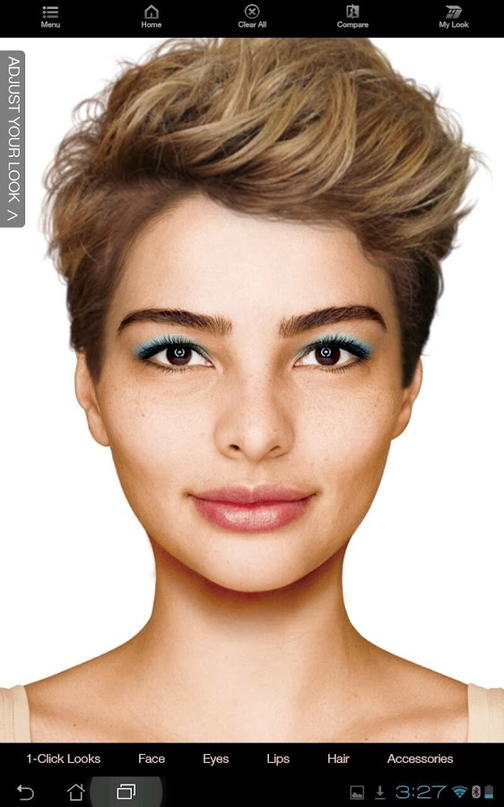 Mary Kay® Virtual Makeover- screenshot