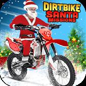 Dirt Bike Santa Missions( 3D )