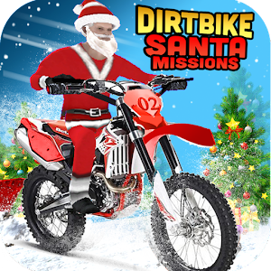 Dirt Bike Santa Missions( 3D ) for Android