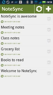 NoteSync - screenshot thumbnail