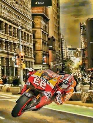 Race Moto Puzzle