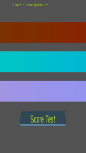 Color sense test
