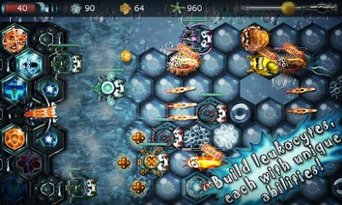 Cell Planet Tower Defender v1.51