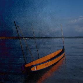 Maroni by Joko Pix - Transportation Boats ( canoe,  )