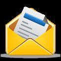 문자 보여주기 icon