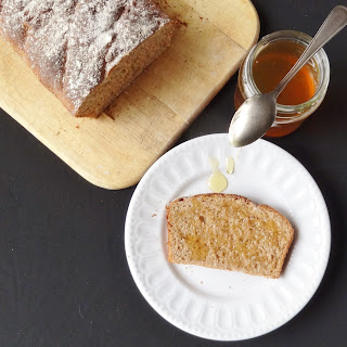 Honey Spelt Bread.