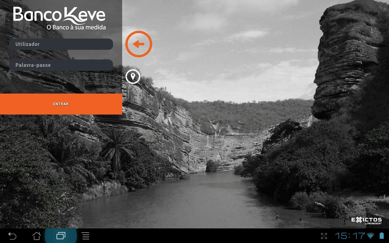 Keve Tablet - screenshot