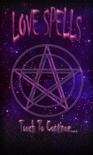 Wiccan Witchcraft Love Spells