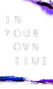 In Your Own Time- screenshot thumbnail
