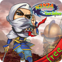 Ninja Tower Defense Free icon