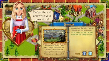 Screenshot of Enchanted Realm