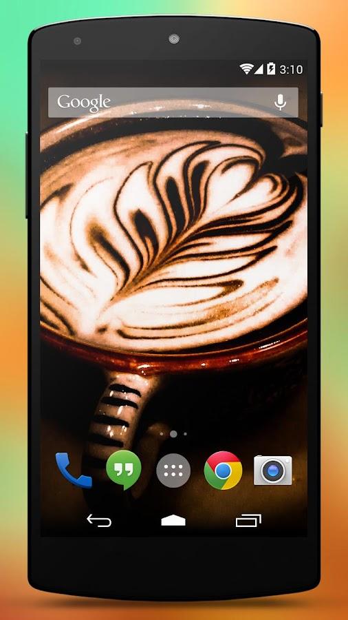 Amazing Latte!- screenshot