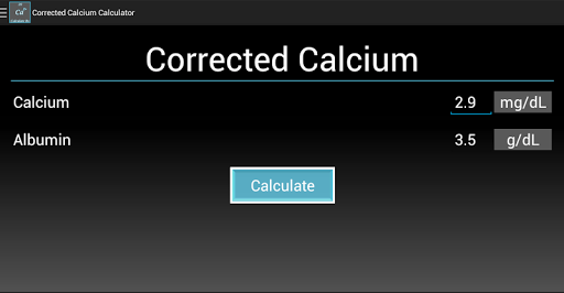 免費下載醫療APP|Corrected Calcium Calculator app開箱文|APP開箱王