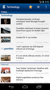 The Guardian Anywhere - screenshot thumbnail