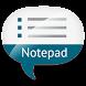 Notepad Voice Memo Lite