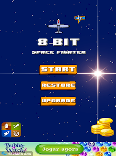8-Bit Sky Fighter