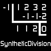 Synthetic Division Calculator