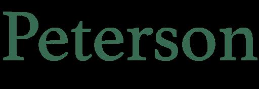 The Peterson Companies Logo