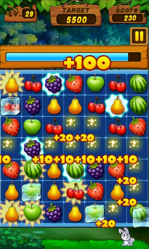 Fruits Legend- screenshot