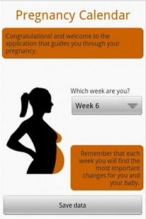 Pregnancy Calendar - screenshot thumbnail