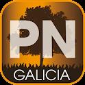 Parques Naturales de Galicia logo