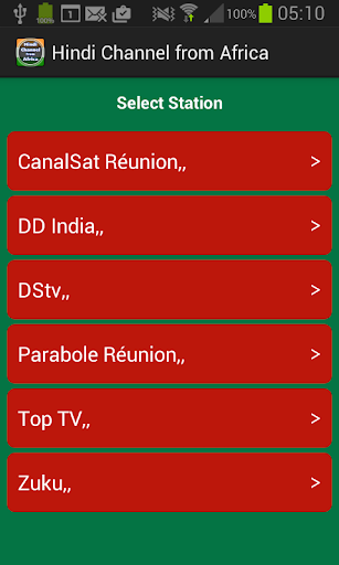 Hindi Channel from Africa