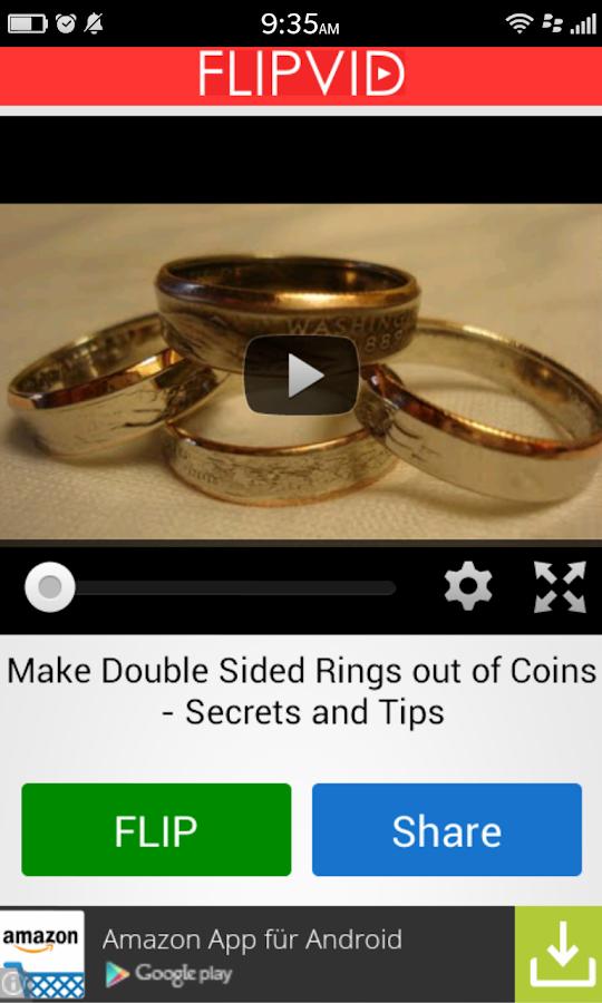 FlipVid - screenshot