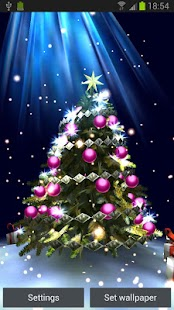 Christmas Tree 3D - screenshot thumbnail