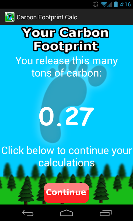 Demo of Carbon Footprint for Google Maps - YouTube