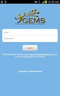 GEMS Mobile - screenshot thumbnail