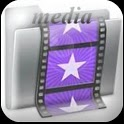 Stream MP4 AVI FLV RMVB Player icon