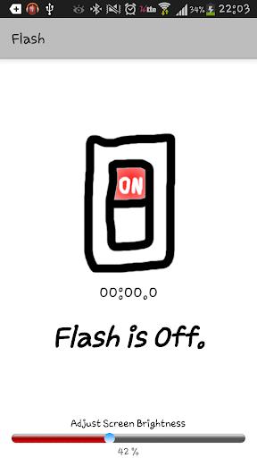 Timer Flash