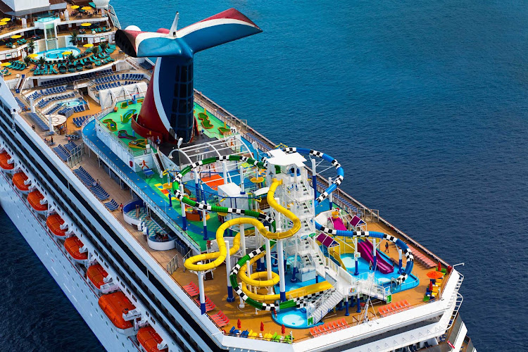 Family cruises on Carnival Cruise Line 2016 - Cruiseable