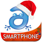 Adaptxt Phone Christmas Theme