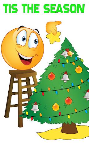 絵文字ワールド™のクリスマス