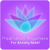 MeditationAnywhere for Anxiety
