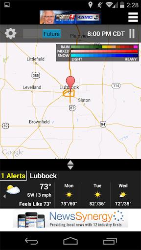 玩天氣App|KAMC Storm Team Weather免費|APP試玩