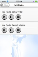 Screenshot of Nea Radio