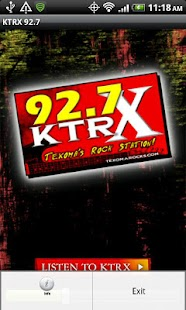 KTRX 92.7 - screenshot thumbnail