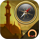 Prayer Times & Qibla Free icon