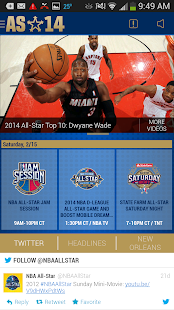 NBA Game Time 2013-2014 - screenshot thumbnail