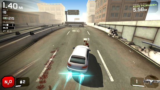 Zombie Highway 2- screenshot thumbnail