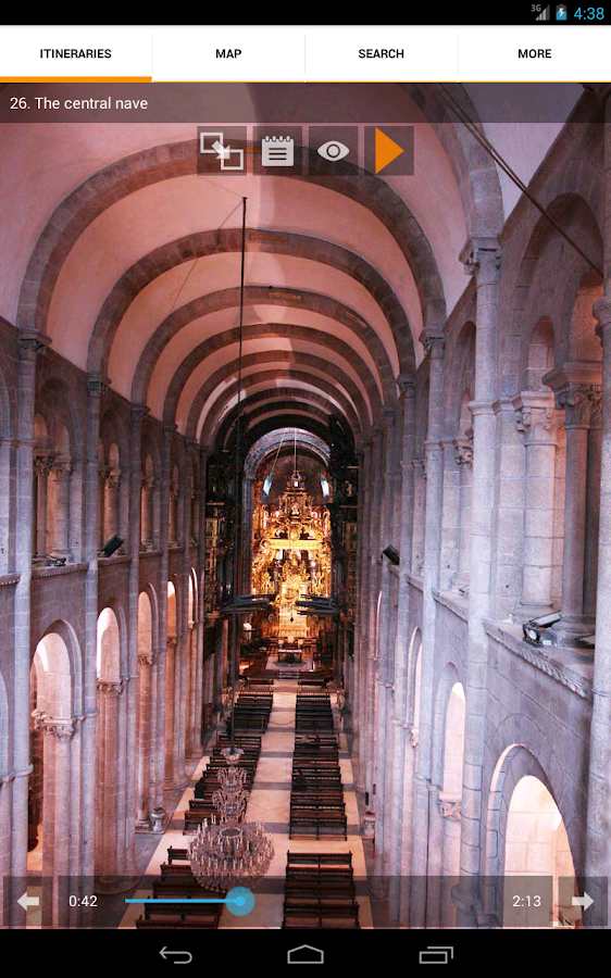 Cathedral of Santiago- screenshot